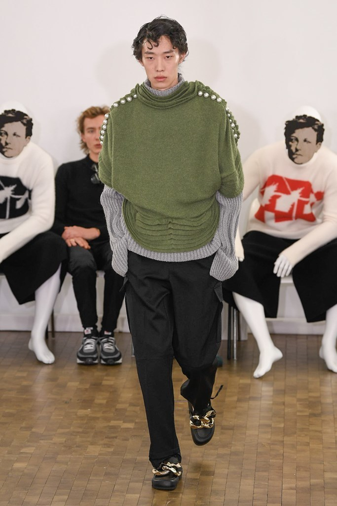 J.W. Anderson PARIS MENS FW2020 photos by IMAXTree 24