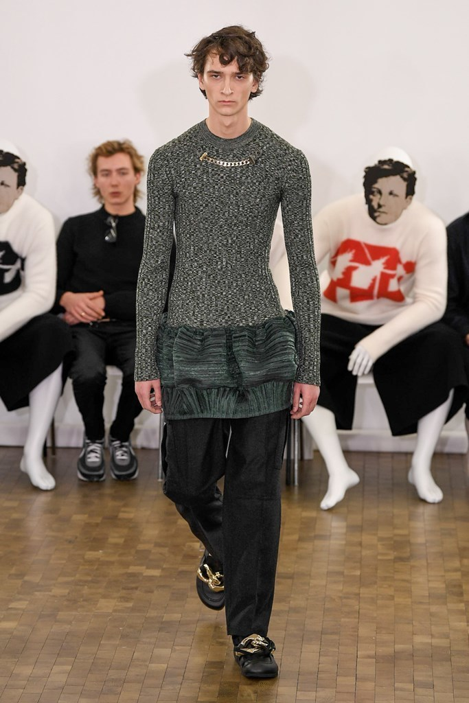 J.W. Anderson PARIS MENS FW2020 photos by IMAXTree 8