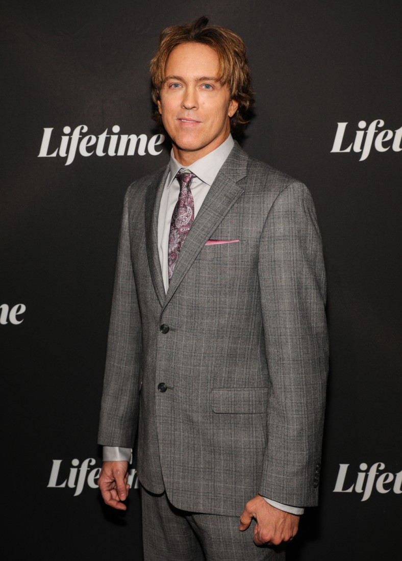 Larry Birkhead at Robin Roberts Presents Stolen by My Mother photo by CJ Rivera 6