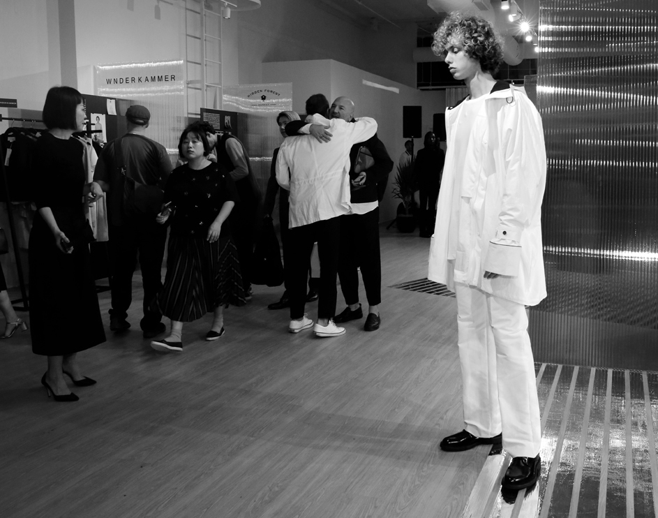 NOHANT The Selects X The Daily Front Row NYFW SS2020 photo by Cheryl Gorski a