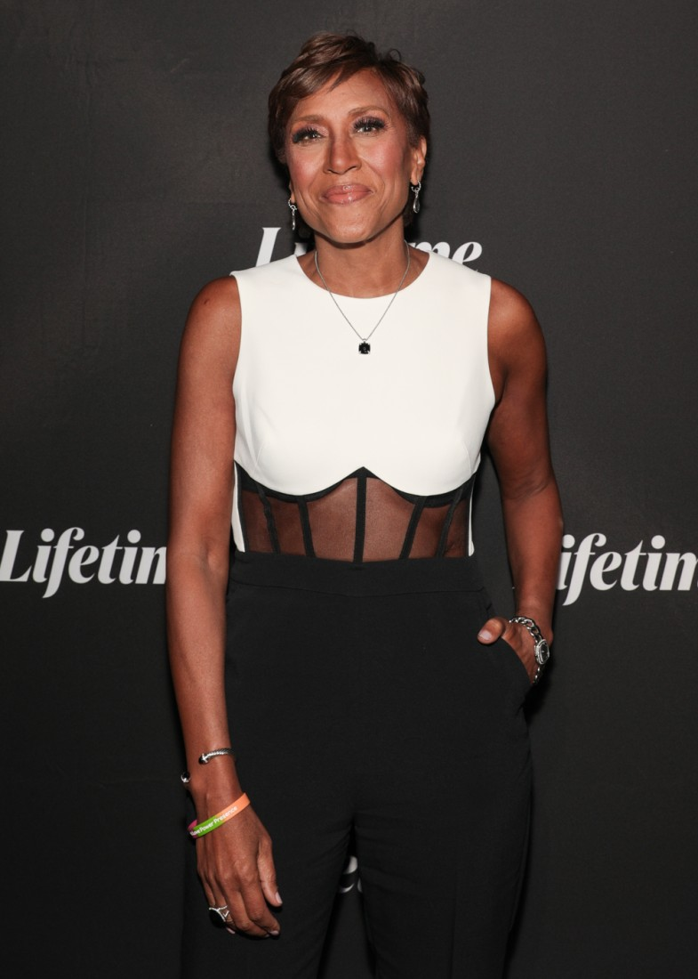 Robin Roberts Presents Stolen by My Mother photo by CJ Rivera 1