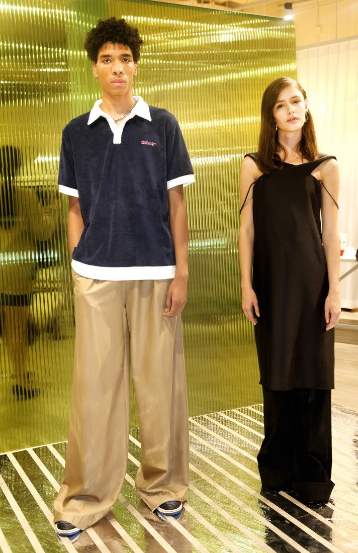 SWBD LEYU The Selects X The Daily Front Row NYFW SS2020 photo by Cheryl Gorski