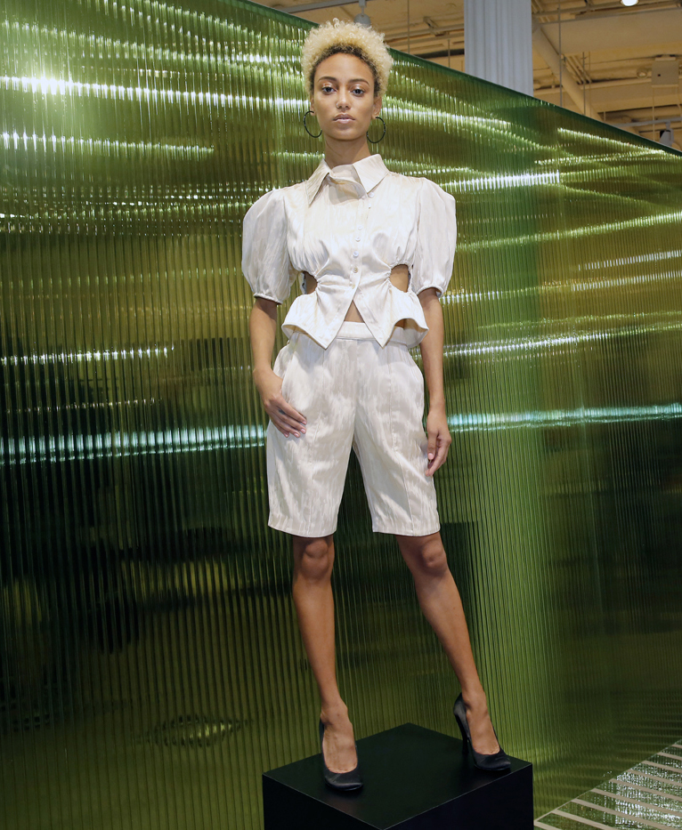 WNDERKAMMER The Selects X The Daily Front Row NYFW SS2020 photo by Cheryl Gorski a