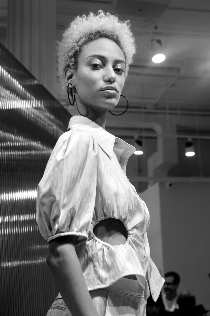 WNDERKAMMER The Selects X The Daily Front Row NYFW SS2020 photo by Cheryl Gorski