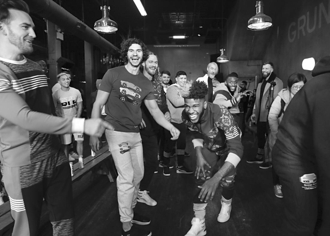 Backstage@Grungy Gentleman MENS NYFW FW2020 photo by Cheryl Gorski 41