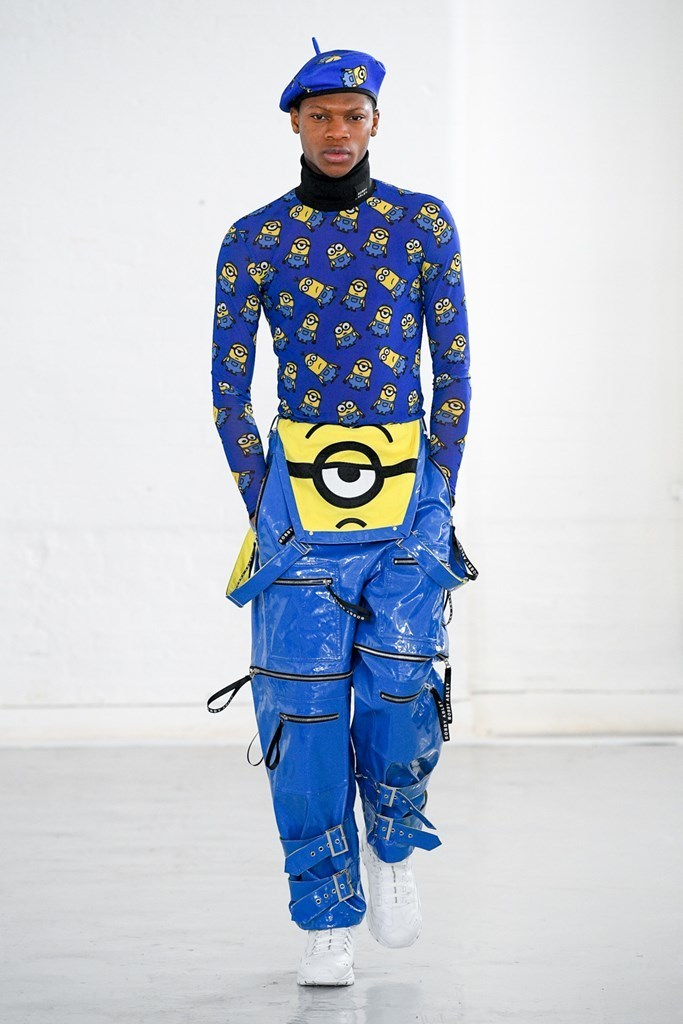 Bobby Abley MENS LONDON FW2020 photo by IMAXTree 1