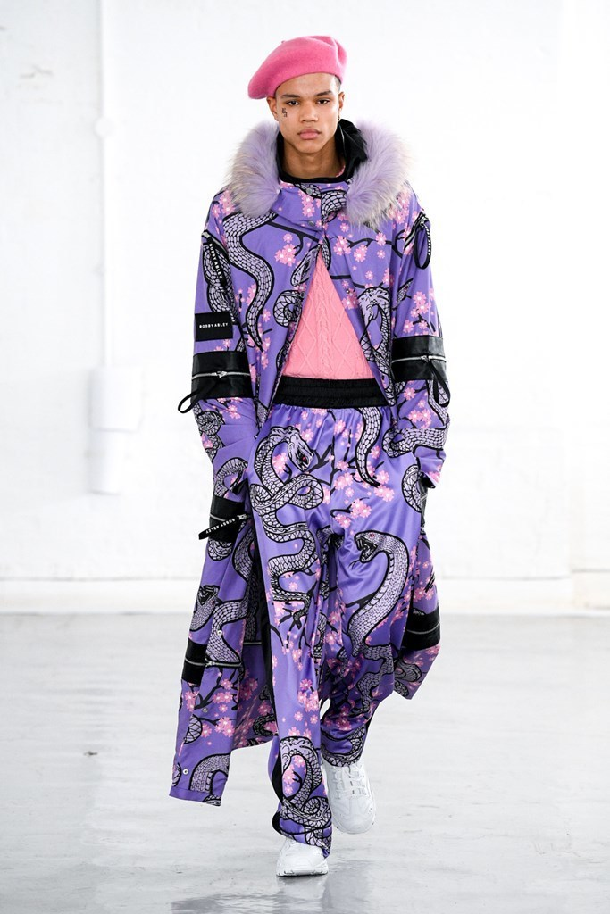Bobby Abley MENS LONDON FW2020 photo by IMAXTree 17