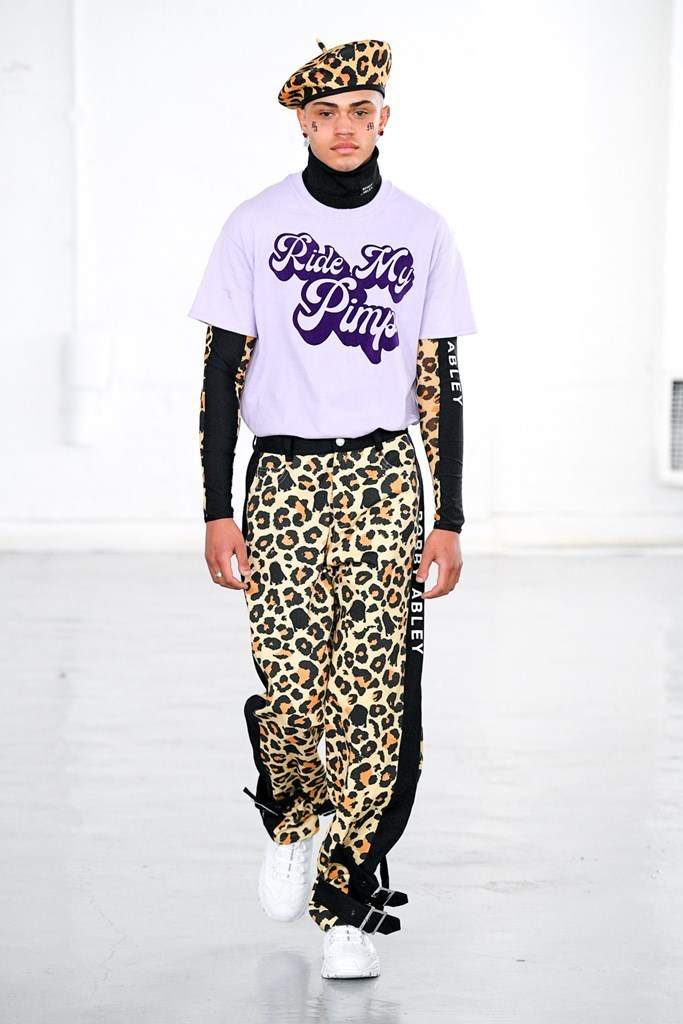 Bobby Abley MENS LONDON FW2020 photo by IMAXTree 22