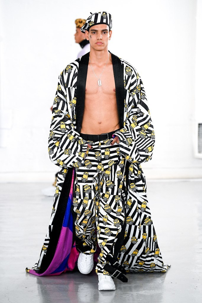 Bobby Abley MENS LONDON FW2020 photo by IMAXTree 25