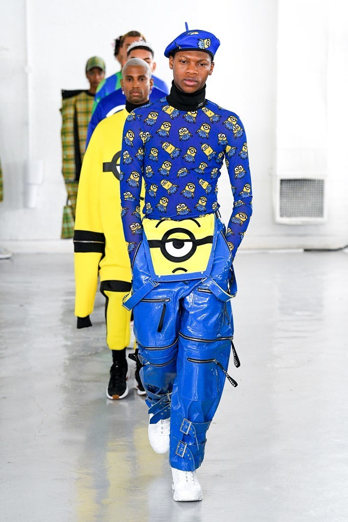 Bobby Abley MENS LONDON FW2020 photo by IMAXTree 26