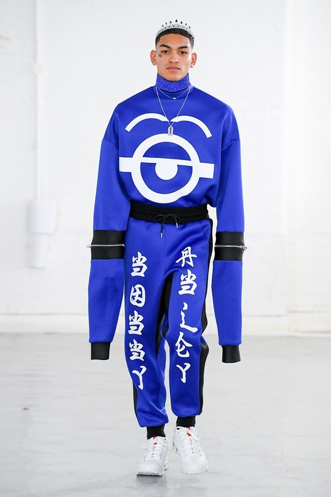 Bobby Abley MENS LONDON FW2020 photo by IMAXTree 4