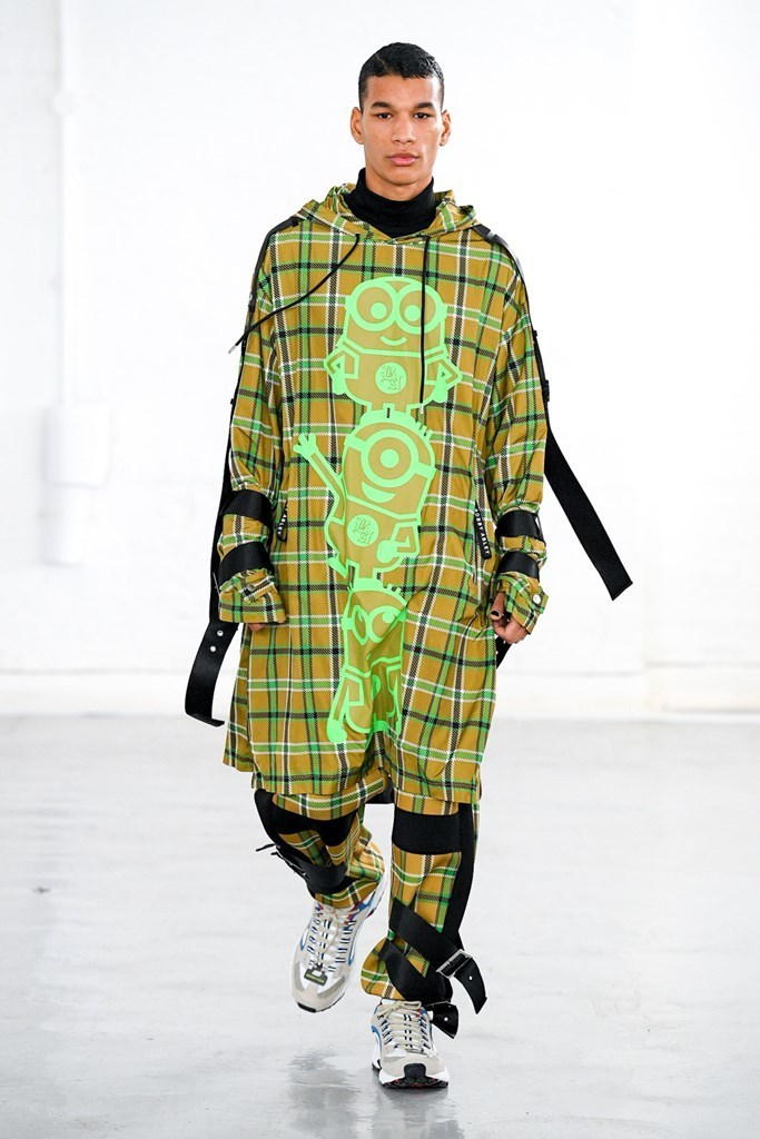 Bobby Abley MENS LONDON FW2020 photo by IMAXTree 9