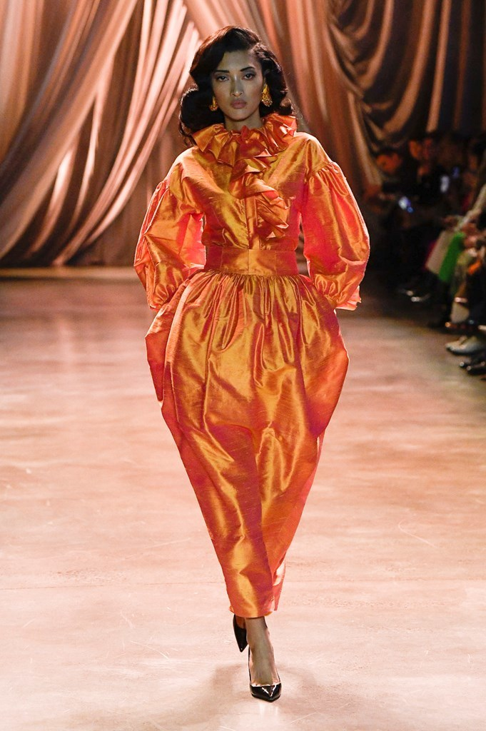 Christopher John Rogers NYFW FW2020 photo by IMAXTree 1
