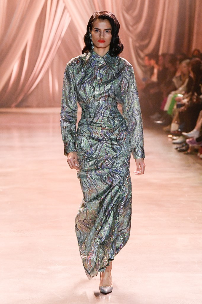 Christopher John Rogers NYFW FW2020 photo by IMAXTree 17
