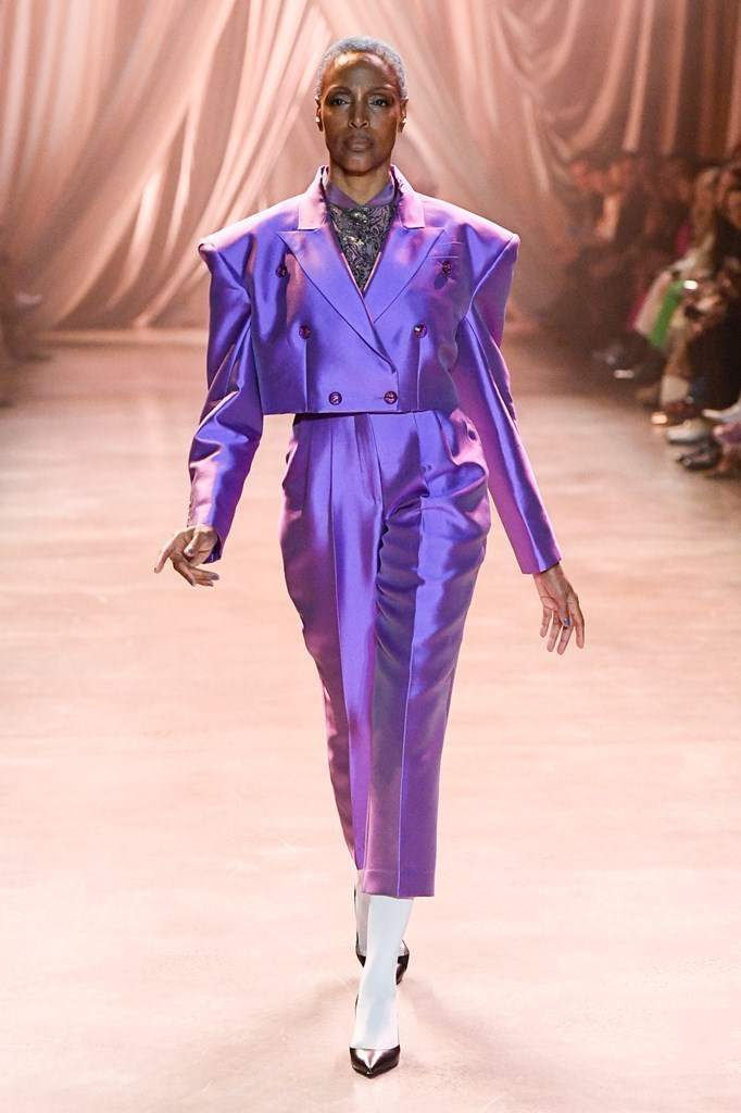 Christopher John Rogers NYFW FW2020 photo by IMAXTree 19