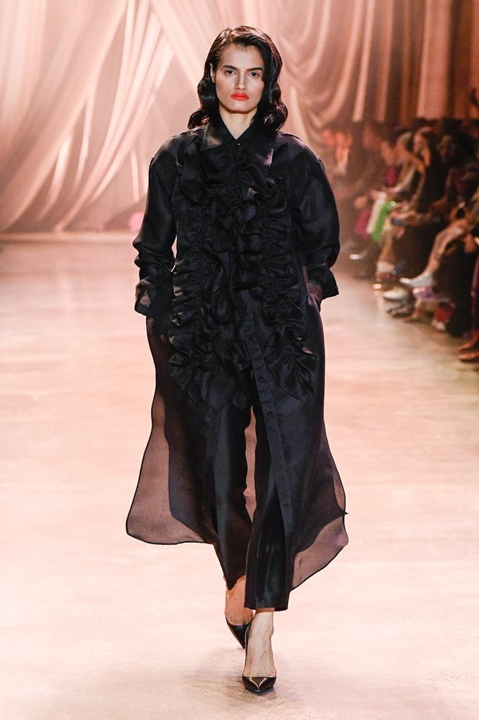 Christopher John Rogers NYFW FW2020 photo by IMAXTree 27