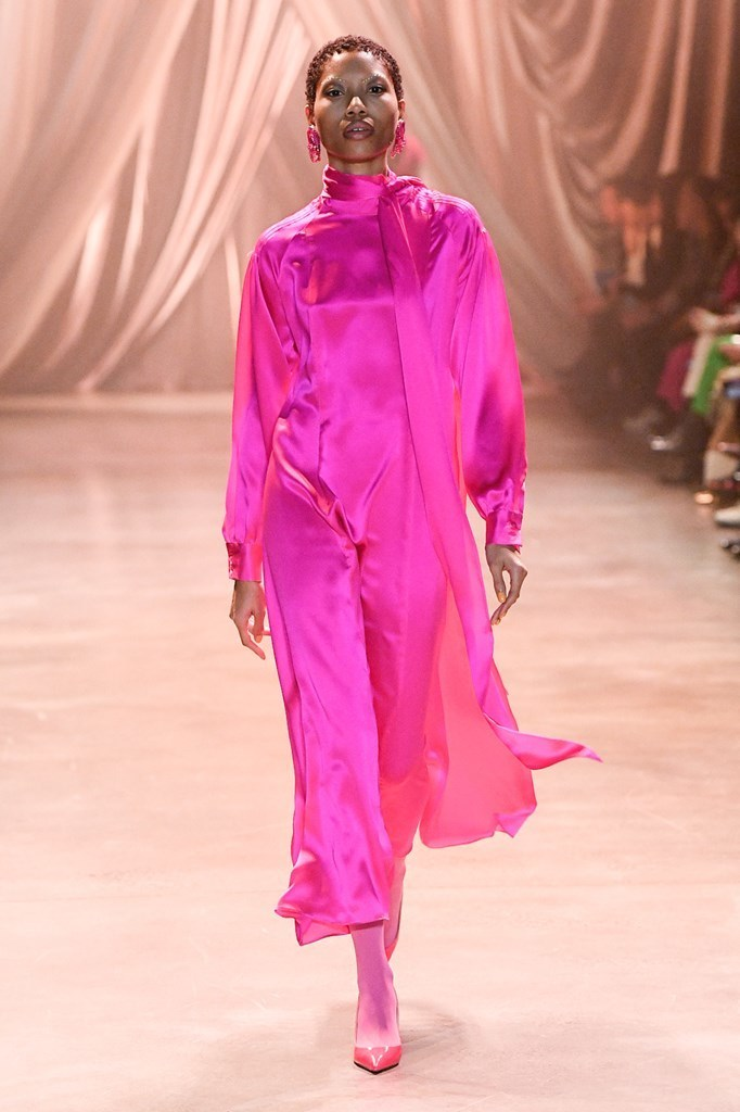 Christopher John Rogers NYFW FW2020 photo by IMAXTree 29