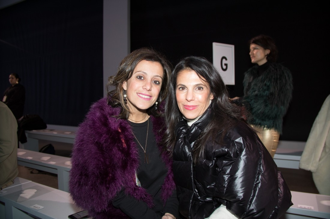 Front Row@Blancore NYFW FW2020 photo by Rudy K 1