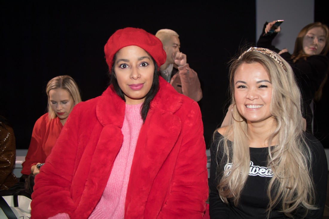 Front Row@Blancore NYFW FW2020 photo by Rudy K 14