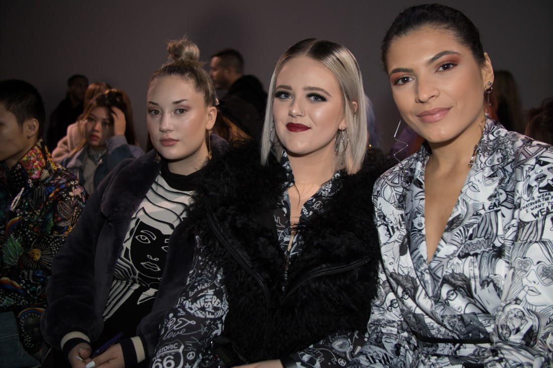 Front Row@Blancore NYFW FW2020 photo by Rudy K 16