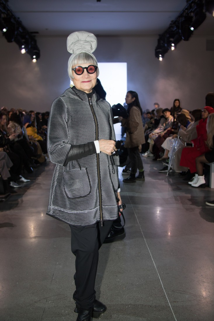 Front Row@Blancore NYFW FW2020 photo by Rudy K 18
