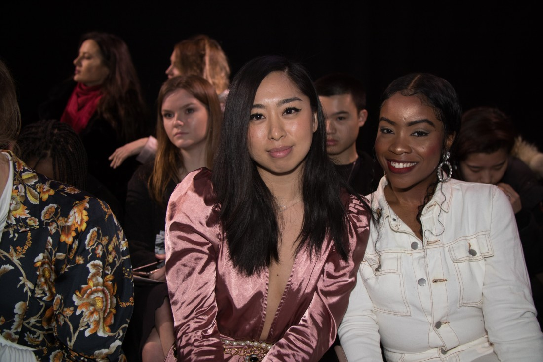 Front Row@Blancore NYFW FW2020 photo by Rudy K 19