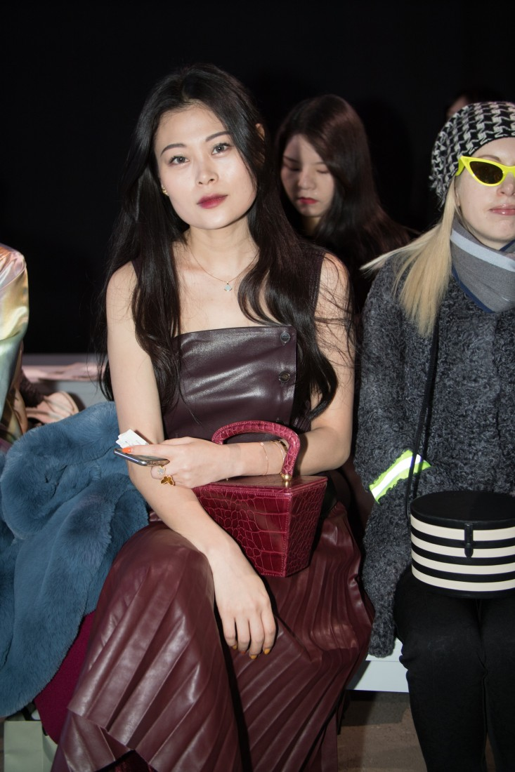 Front Row@Blancore NYFW FW2020 photo by Rudy K 20