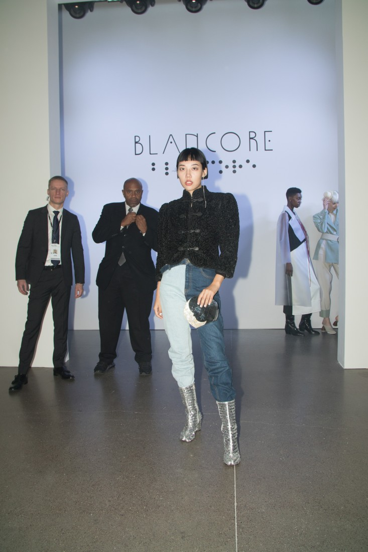 Front Row@Blancore NYFW FW2020 photo by Rudy K 4
