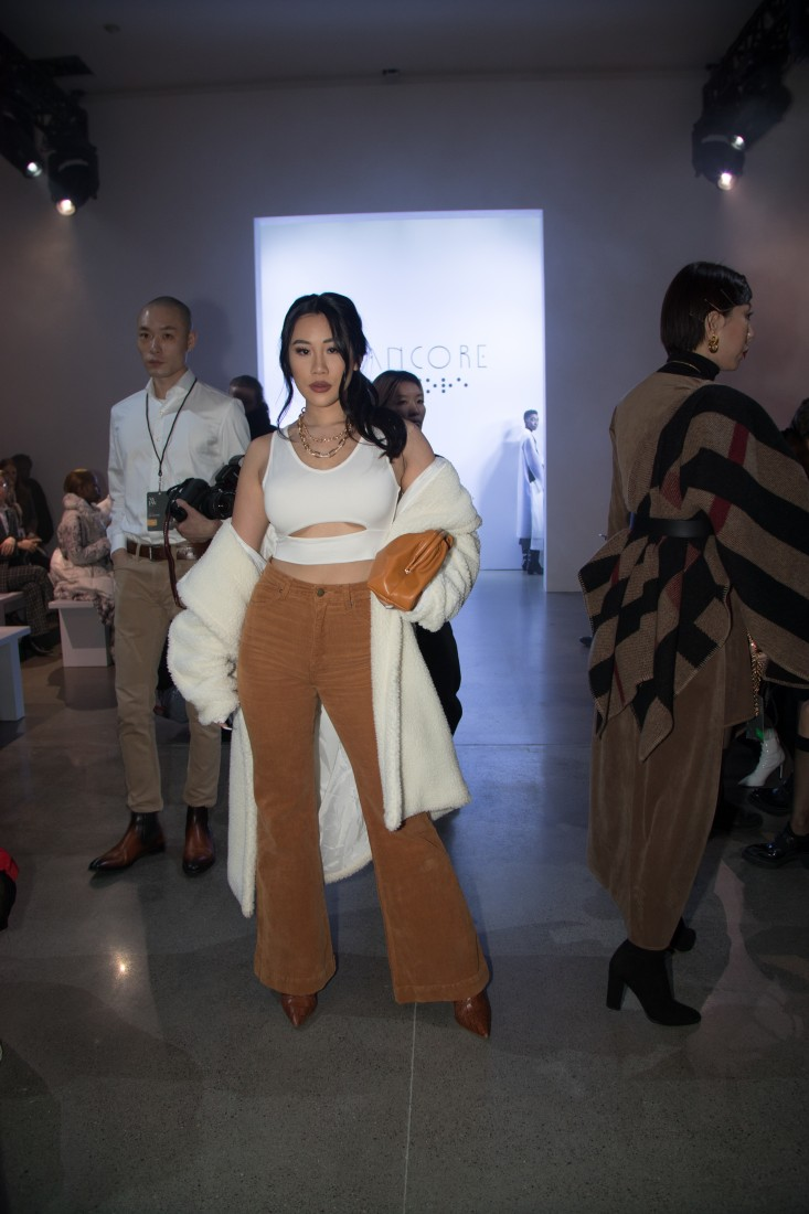Front Row@Blancore NYFW FW2020 photo by Rudy K 7
