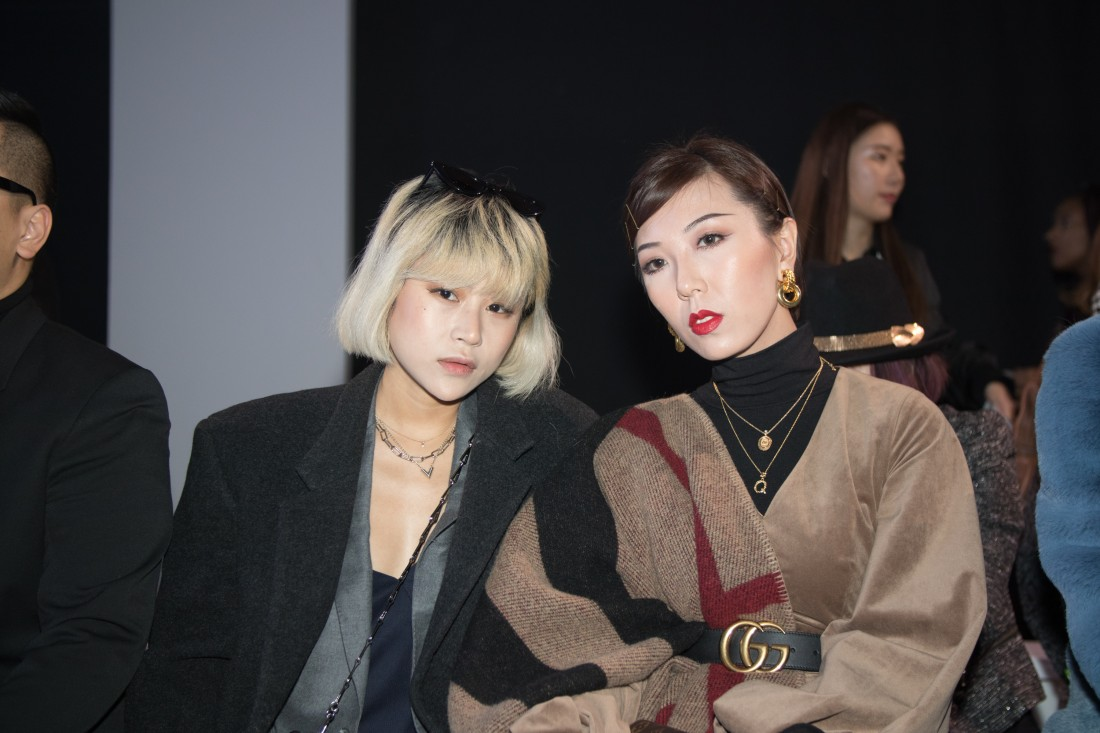 Front Row@Blancore NYFW FW2020 photo by Rudy K 8