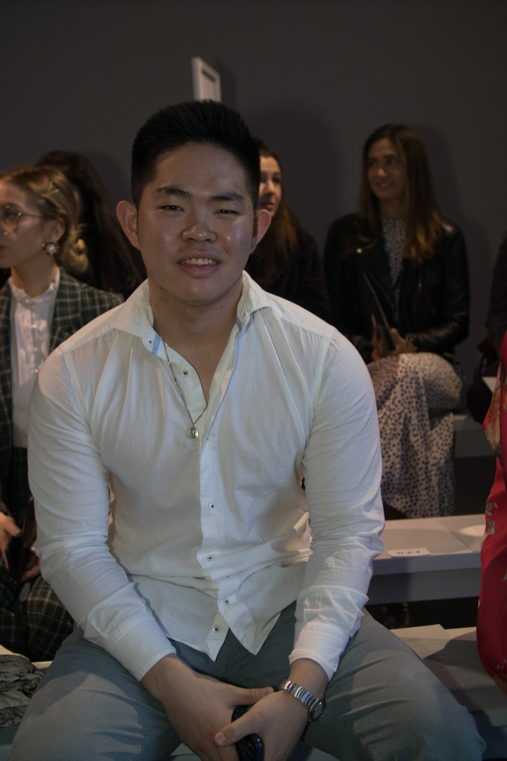 Front Row@Blancore NYFW FW2020 photo by Rudy K 9