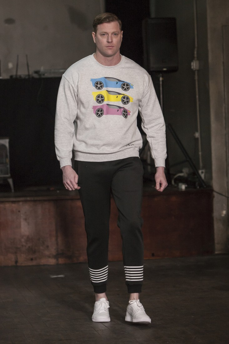 Grungy Gentleman Mens NYFW FW2020 photo by Rudy K 25