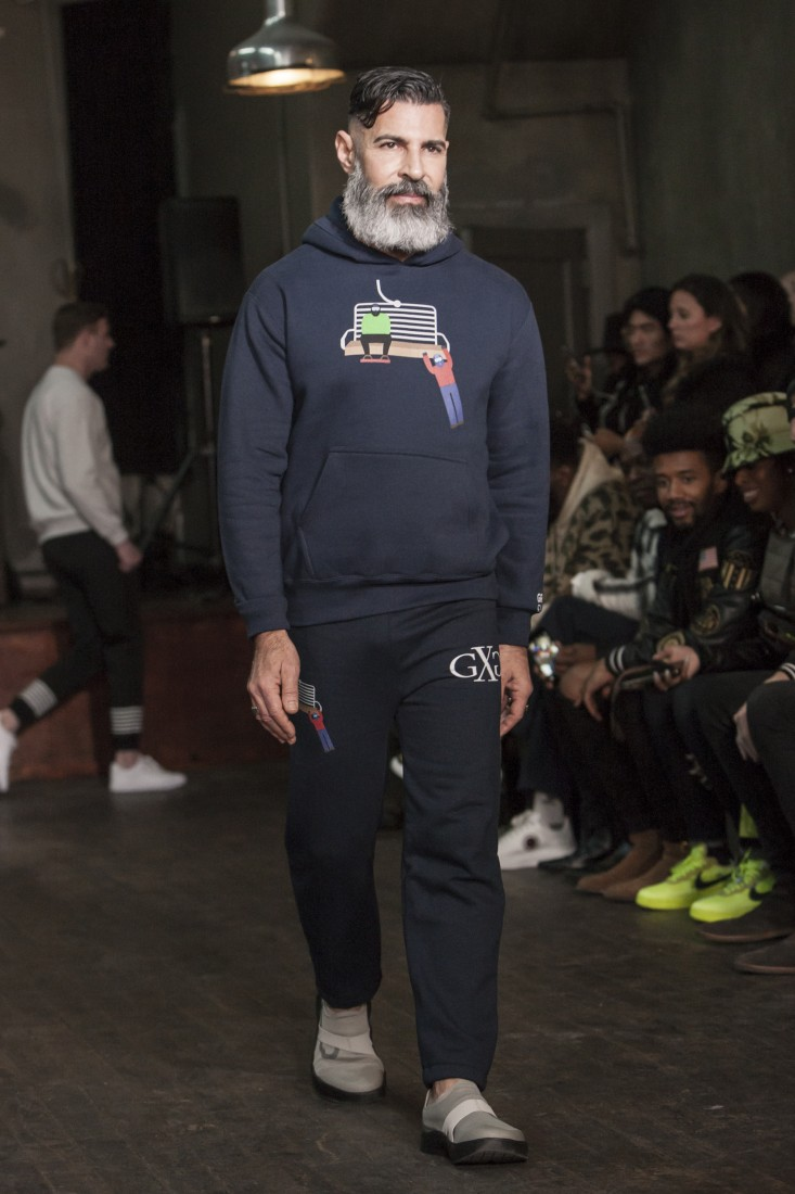 Grungy Gentleman Mens NYFW FW2020 photo by Rudy K 27