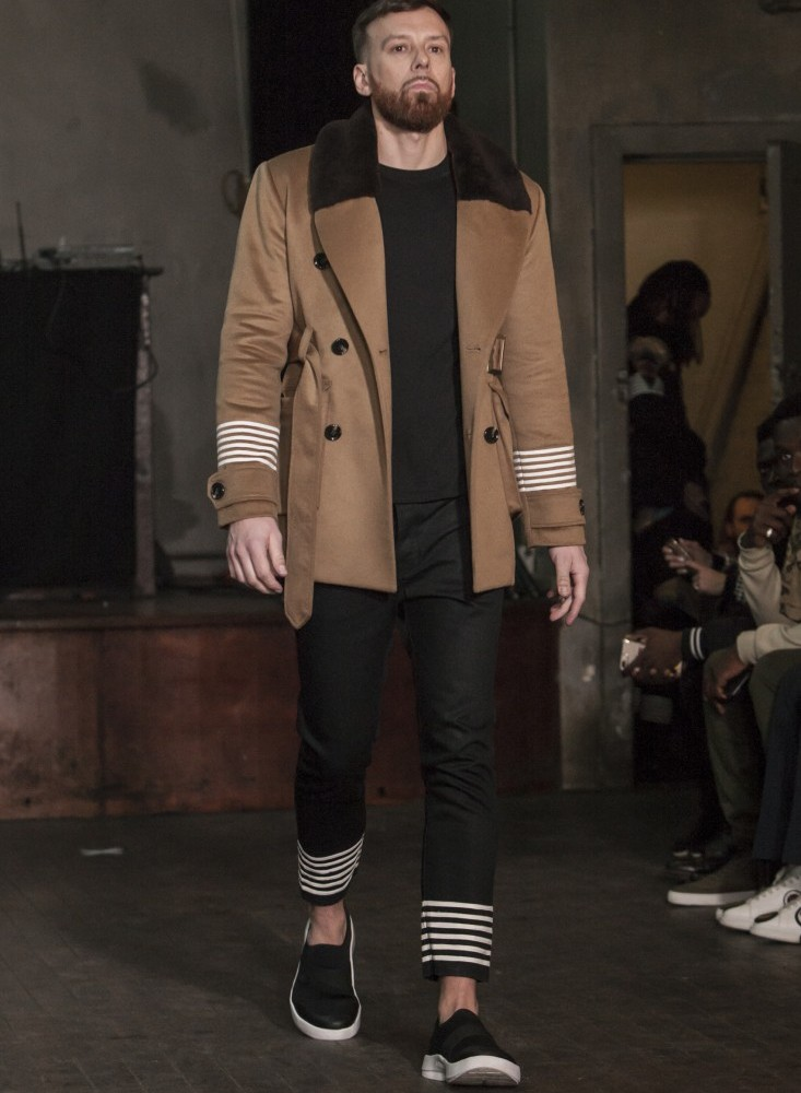 Grungy Gentleman Mens NYFW FW2020 photo by Rudy K 3