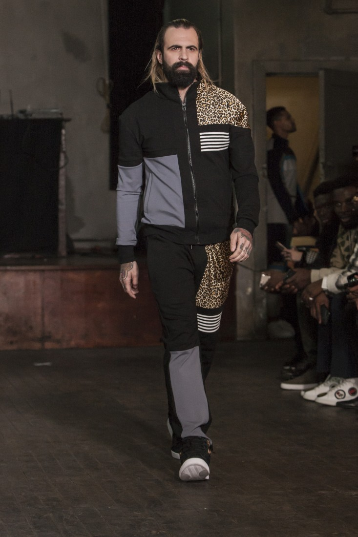 Grungy Gentleman Mens NYFW FW2020 photo by Rudy K 5