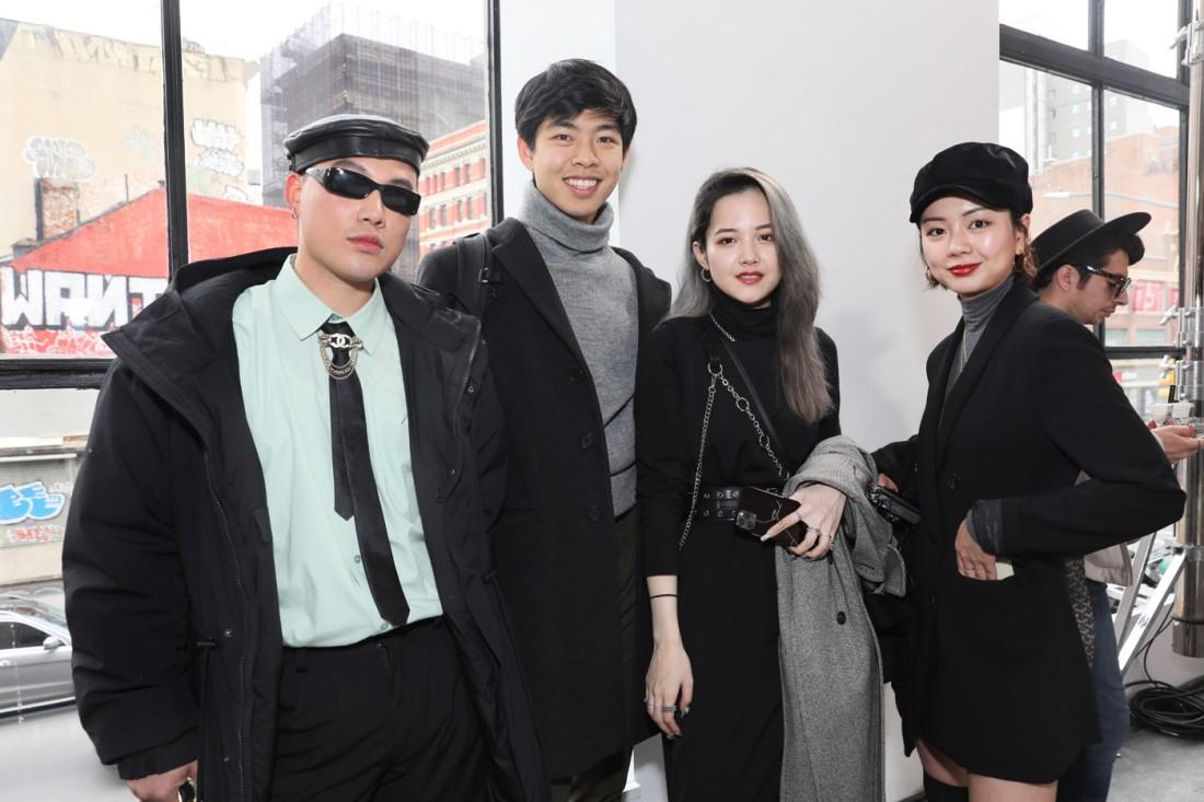 Guests@Victor Li Mens NYFW FW2020 photo by Cheryl Gorski 9