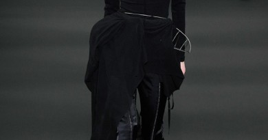 Ann Demeulemeester Paris FW2020 photo by IMAXTRee 6