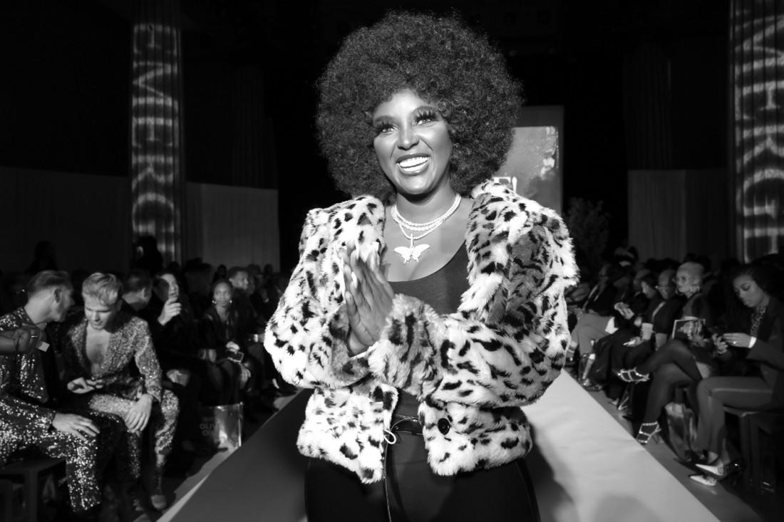 Guests@ Fern Mallis Receives EMERGE Fashion Innovator Award photos by Cheryl Gorski 52
