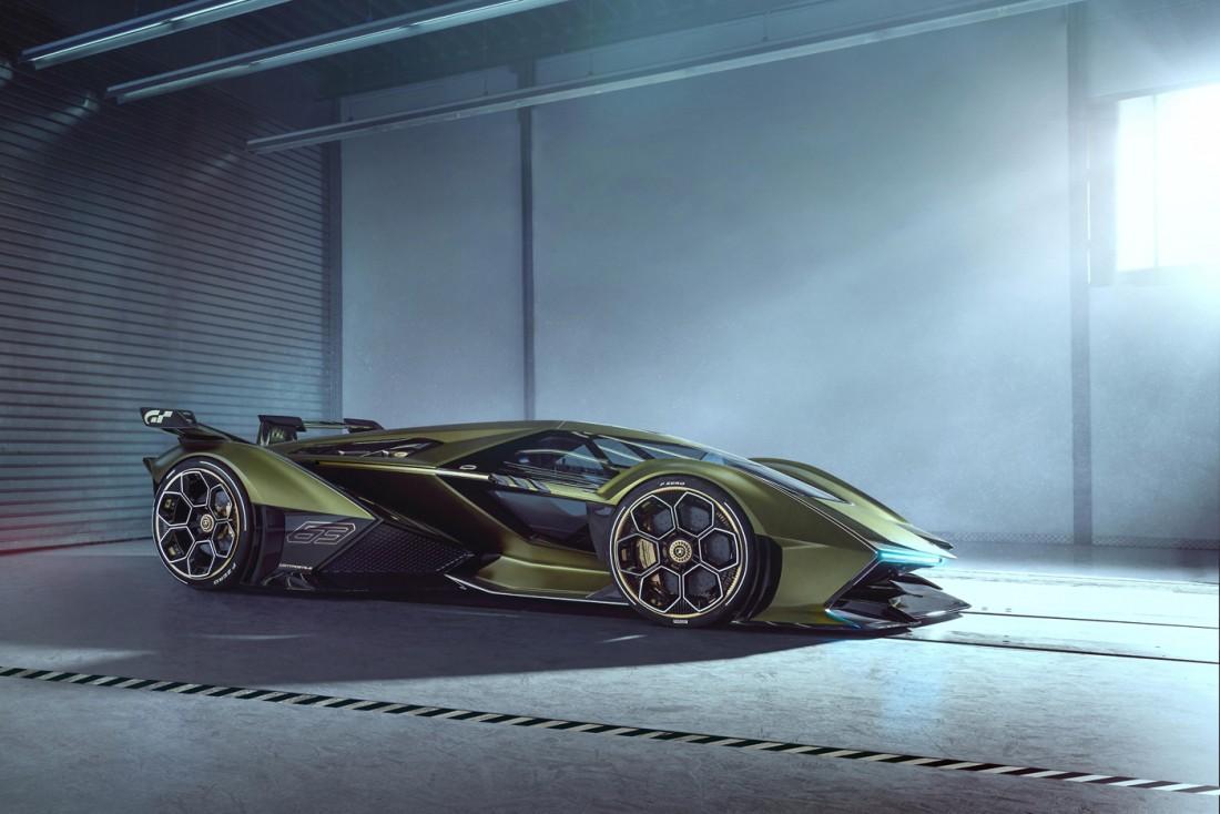 Lamborghini Lambo V12 6