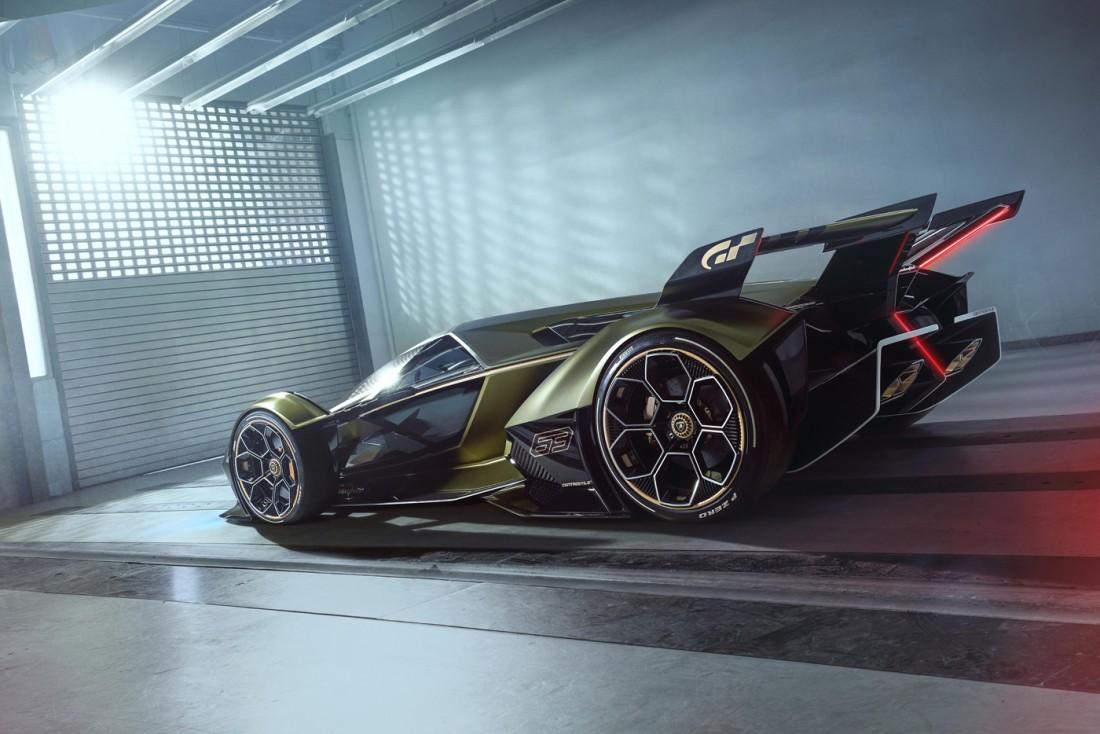 Lamborghini Lambo V12 9