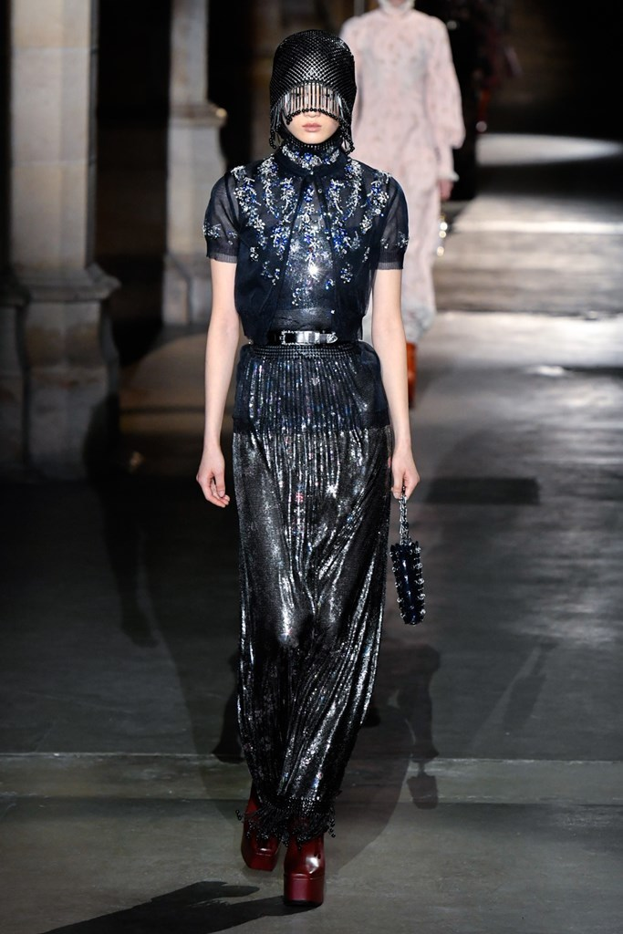 Paco Rabanne Paris FW2020 photo by IMAXTRee 19