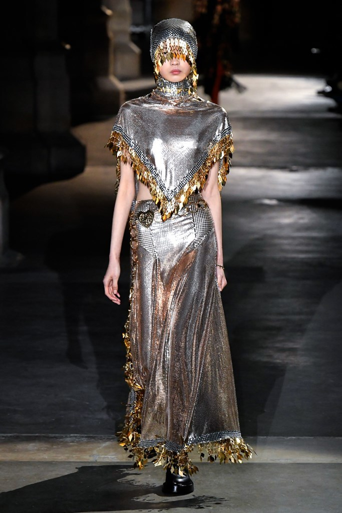 Paco Rabanne Paris FW2020 photo by IMAXTRee 26