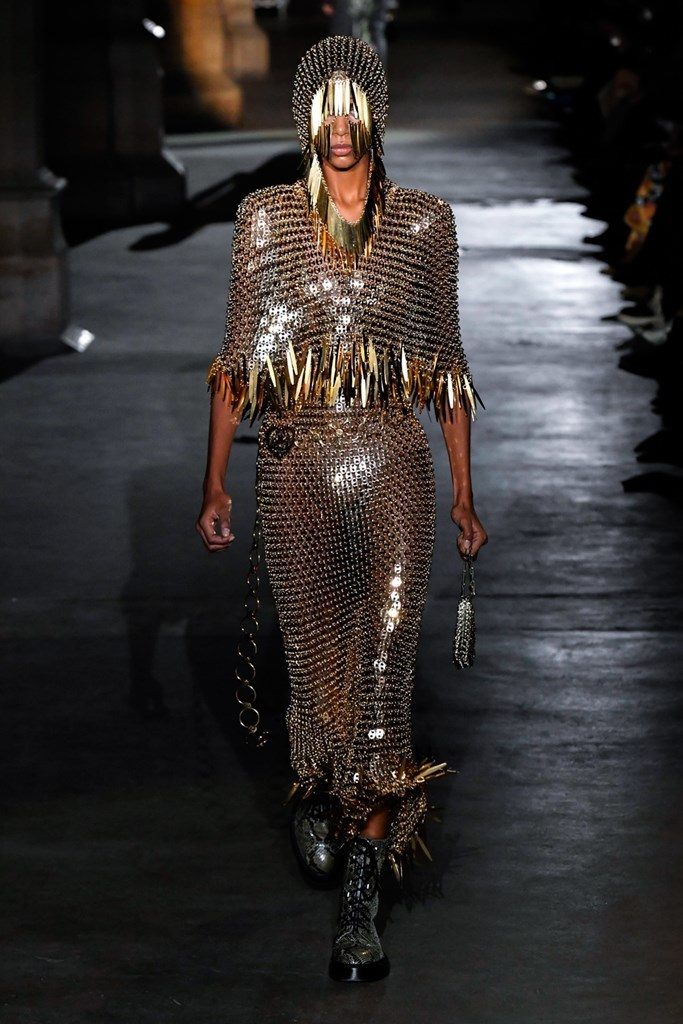 Paco Rabanne Paris FW2020 photo by IMAXTRee 33