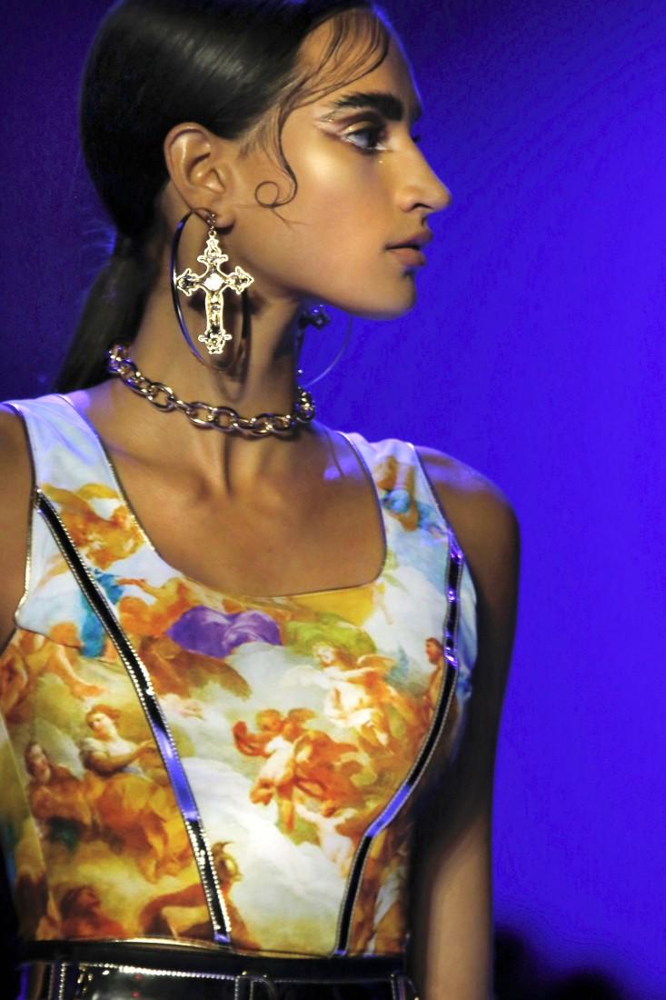 The Blonds NYFW FW2020 photo by Cheryl Gorski 14