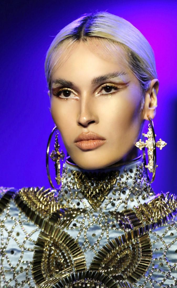 The Blonds NYFW FW2020 photo by Cheryl Gorski 16