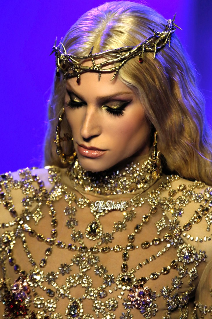 The Blonds NYFW FW2020 photo by Cheryl Gorski 7
