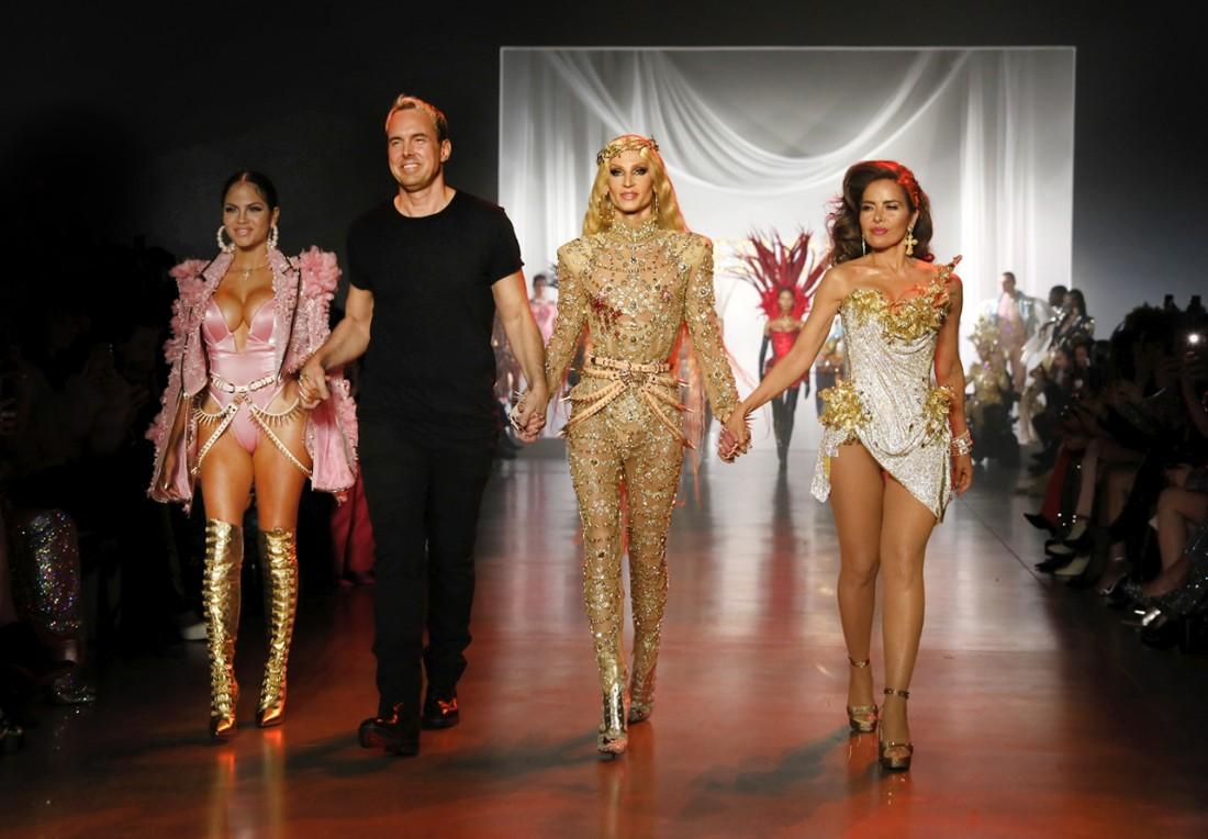 The Blonds NYFW FW2020 photo by Cheryl Gorski 91