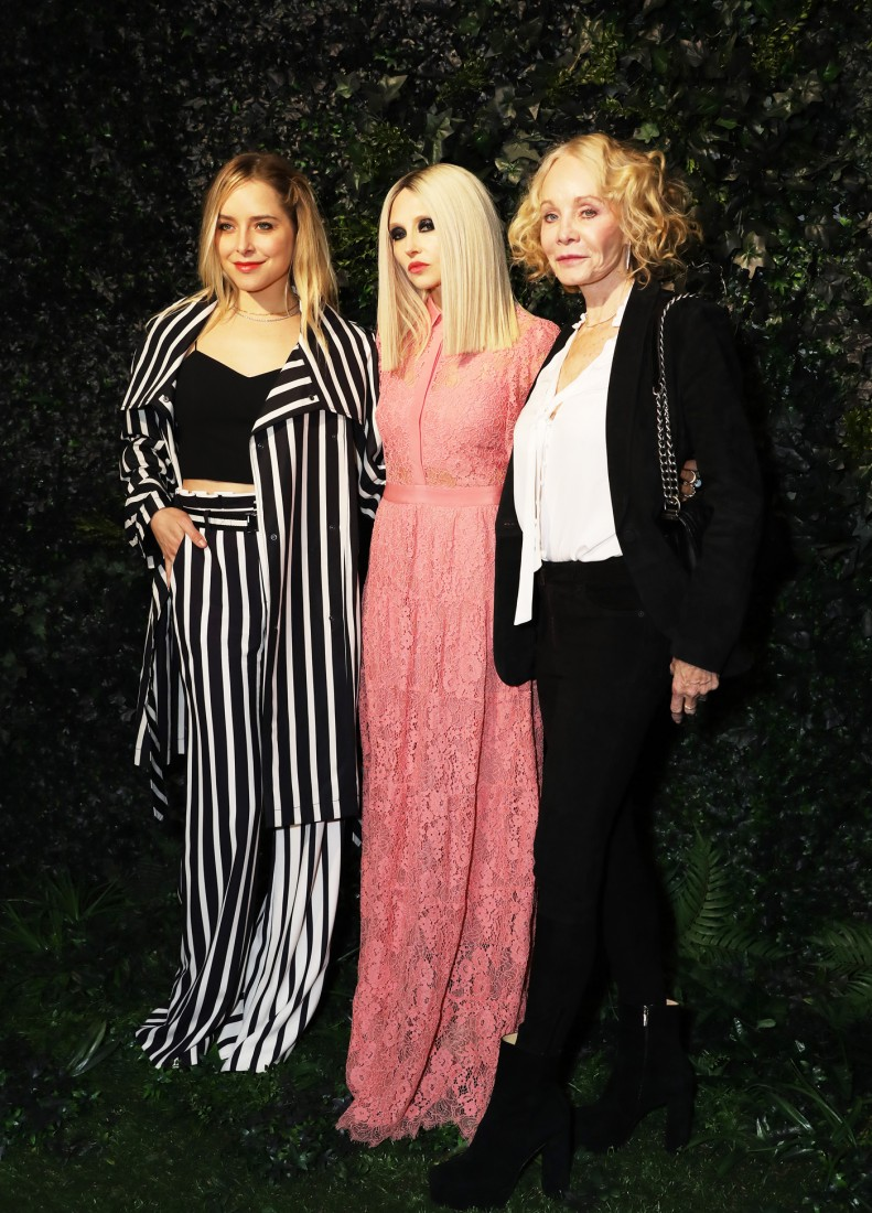 9. Guests@Alice Olivia NYFWfw2020 photo by Getty Images