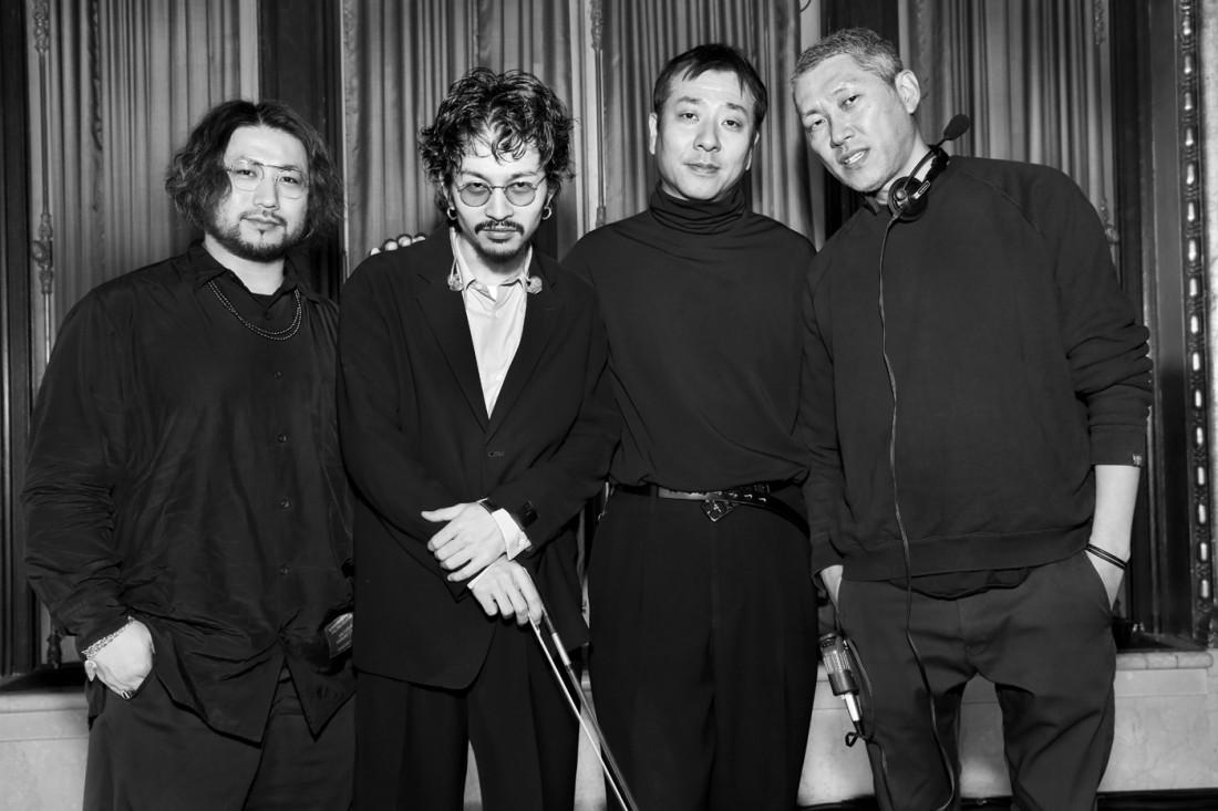 Daiki Tsuneta Daisuke Obana@ N Hoolywood Mens NYFW FW2020 photo by Cheryl Gorski 3