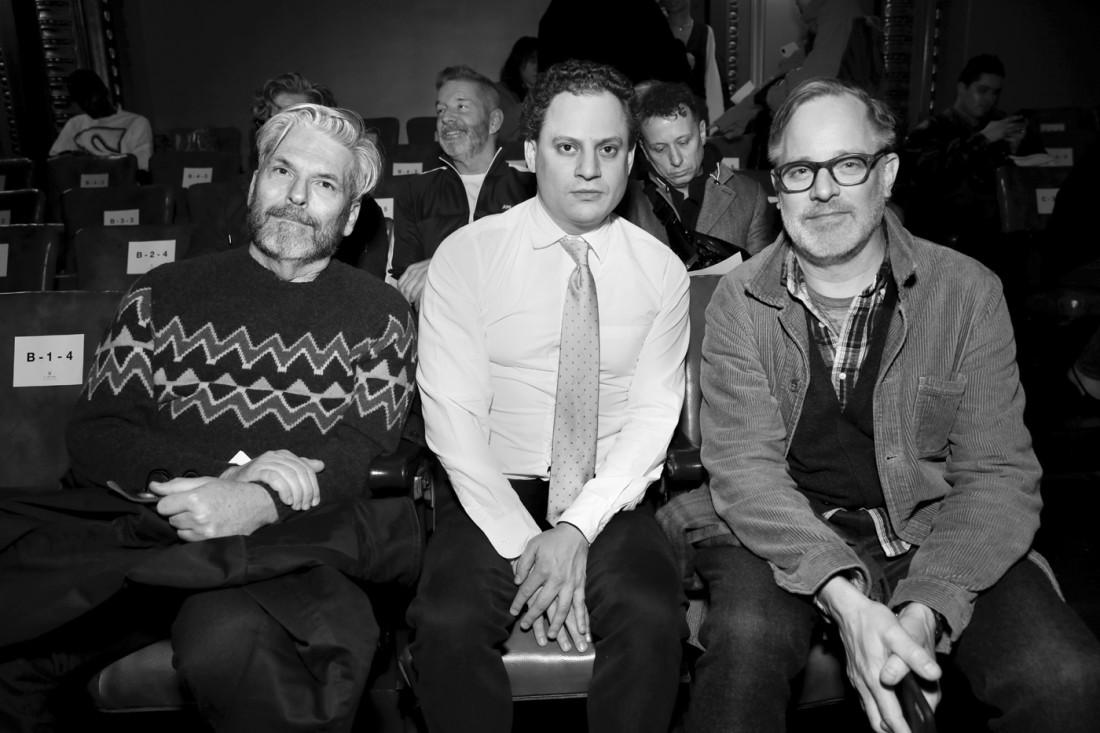 Front Row@N Hoolywood MENS NYFW FW2020 photo by Cheryl Gorski 10